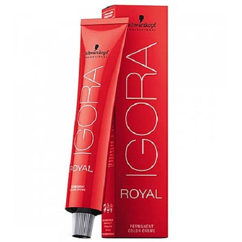 Schwarzkopf Professional Igora Royal Hair Color, 5-99, Light Brown Violet Extra, 60 Gram