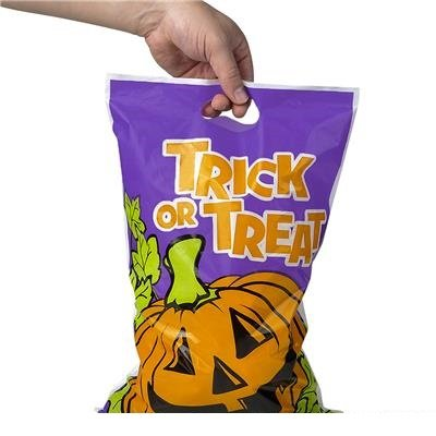 Mini Halloween Drawstring Goody Bag (package of 144)