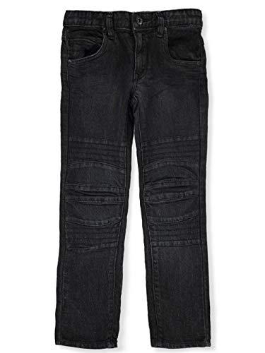- DKNY Boys' Little Denim Jean (More Styles Available), Wooster Olive Dye Black, 5