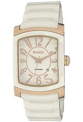 Roberto Bianci Women's b286_wht Bella Ceramic Analog Watch