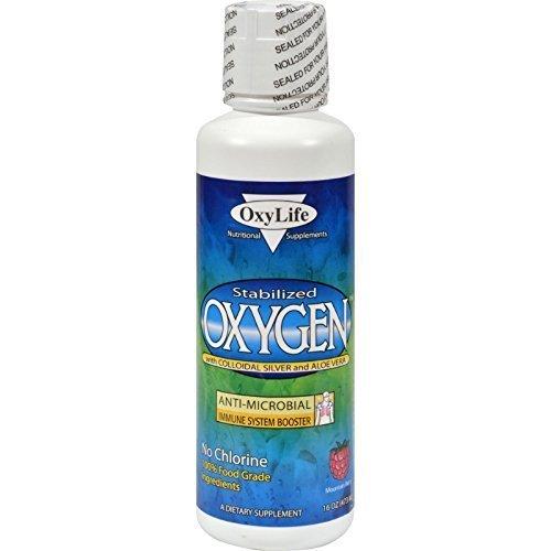 Oxygen/Colloidal Berry 16 oz ( Multi-Pack)