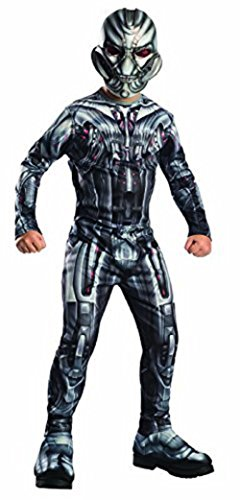 Ultron Muscle Chest Costume - Ages 3-4 ()