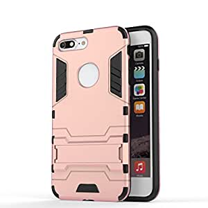 iPhone 7 Plus Case,Twotwowin Design Shockproof Protective Cover for Apple iPhone 7 Plus (Rose Gold)