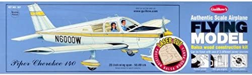 Guillows 1:20 Piper Cherokee 140 by Guillow
