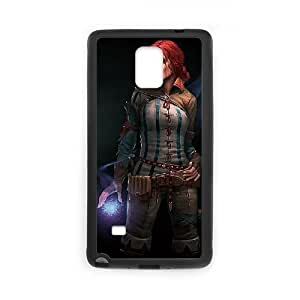 The Witcher 3 Wild Hunt Review Triss Merigold Samsung Galaxy Note 4 Cell Phone Case Black Phone Accessories JV258786