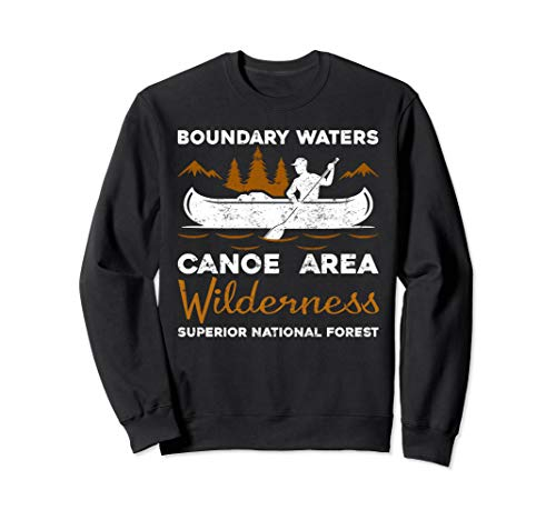 Top boundary waters canoe area sticker for 2019
