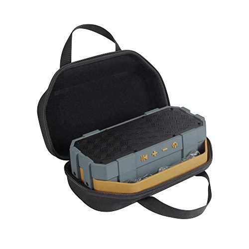 Hermitshell Hard Travel Case Fits Photive M90 Portable Waterproof Bluetooth Speaker