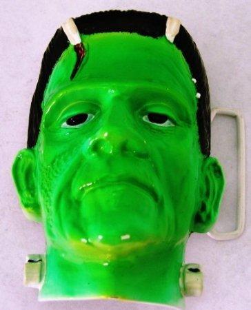 Licensed Frankenstein Belt Buckle