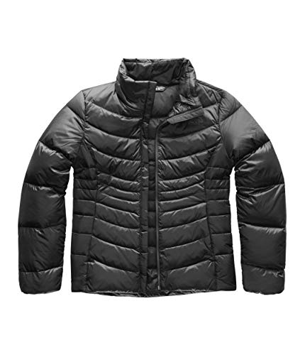The North Face Women's Aconcagua Jacket II Shiny Asphalt Grey Medium