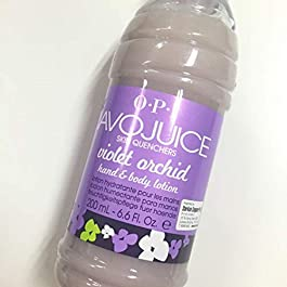 Avojuice Violet Orchid Juicie Hand & Body Lotion | size 6.6fl.oz./200mL