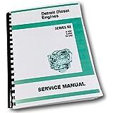 gm detroit diesel series 92 v92 6v92 8v92 16v92 engine service repair manual  oh