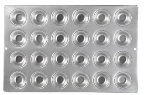 Wilton 2105 – 5120アルミ24-cavityカップケーキパン、Mini B008K3JVLI