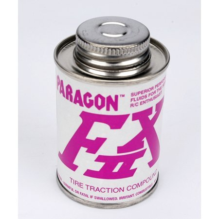Paragon Racing FX II Tire Traction Compound 4 - Paragon Racing