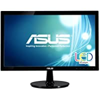 Asus LCD VS207D-P LED Backlight 19.5inch Wide 5ms 80000000:1 1600x900 D-SUB Black Retail