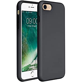 silicone black iphone 7 case