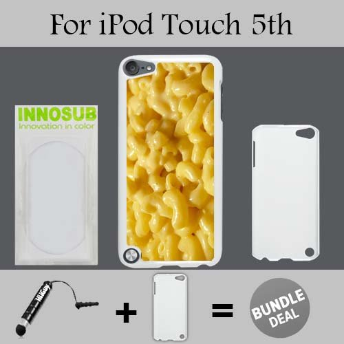 mac and cheese ipod 5 case - 1