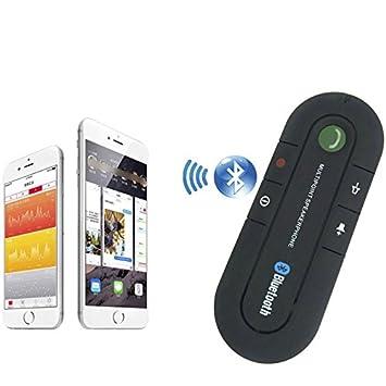 Kit Manos libres Bluetooth para coche - Compatible con todos los Smartphone 4.1