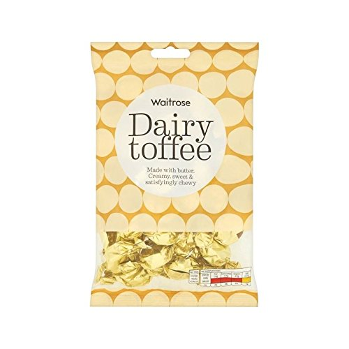 Dairy Toffee Waitrose 225g - Pack of 2 by WAITROSE (Image #1)