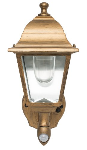 Copper Outdoor Wall Sconce Light in Florida - 4