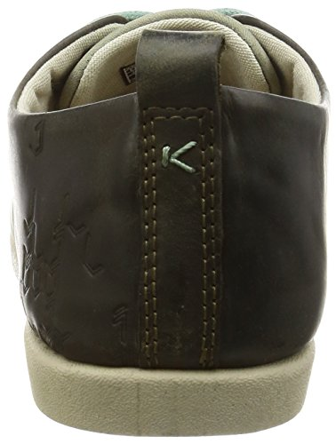 Pictures of KEEN Women's Lower East Side Lace Shoe Brown 9.5 M US 8