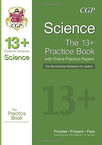 New 13+ Science Practice Book for the Common Entrance Exams with Answers & Online Practice Papers PDF