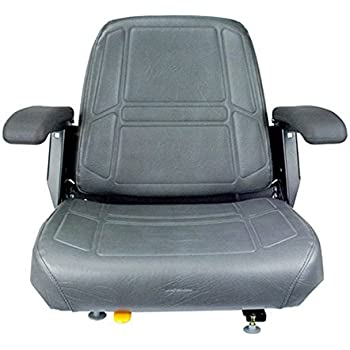 tan suspension seat scag hustler exmark bobcat bunton dixie chopper ztr ha. Black Bedroom Furniture Sets. Home Design Ideas