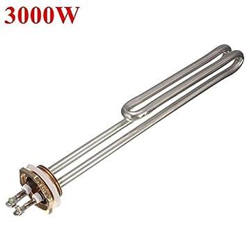 Flying colourz 3000 W 3 KW Potenciador de la resistencia eléctrica para calentador de agua AC