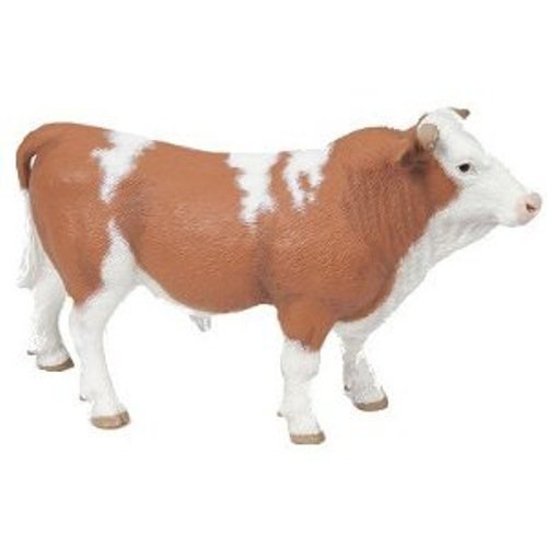 Papo Simmental Bull Toy