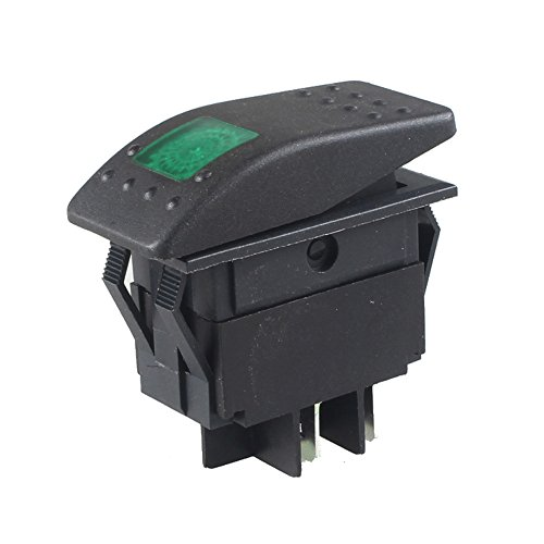 E-Support-12V-20A-Bar-Rocker-Toggle-Switch-LED-Light-Lamp-4Pin-Holder-Panel-Car-Boat