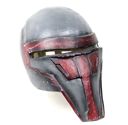 Oem Men's Darth Revan Mask Star Wars Helmet One Size Black -