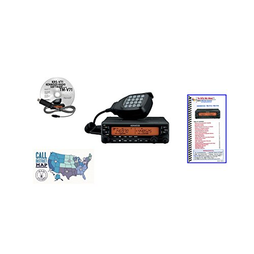 Kenwood TM-V71A Radio - Programming Software/Cable - Nifty