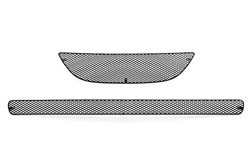 GrillCraft F5005-100B MX Series Grille Upper/Lower Insert Kit Steel Mesh Pattern Black Powder Coat Top Finish MX Series Grille Upper/Lower Insert - Top Kit Grille