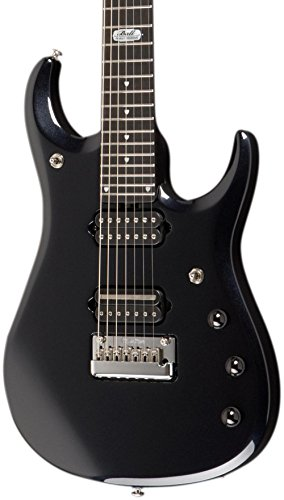- Ernie Ball Music Man John Petrucci JPXI-7 7-String Electric Guitar Level 2 Onyx 888365931159