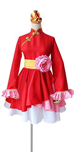 Dreamcosplay Anime Hetalia: Axis Powers China Red