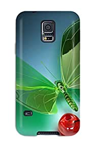 For Galaxy Case, High Quality D For Galaxy S5 Cover Cases