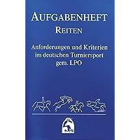 Busse Aufgabenheft 2018 - Reiten (Nat. Aufg.)