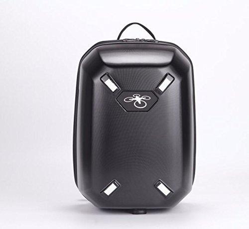 Anbee Hardshell Black Backpack Rucksack Travel Bag Storage Case for DJI Phantom 3, Phantom 4 RC Drone (For DJI Phantom 4)