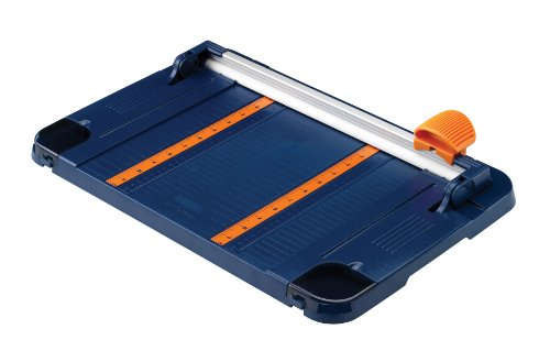 Fiskars 12 inch original craft rotary paper trimmer for Paper cutter for crafts