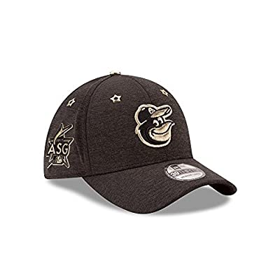 Baltimore Orioles New Ear 2017 All-Star Game Side Patch 39Thirty Flex Fit hat