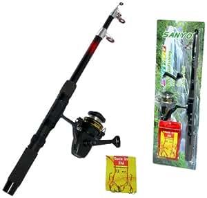 Tac - Caña pescar en blister 52x17