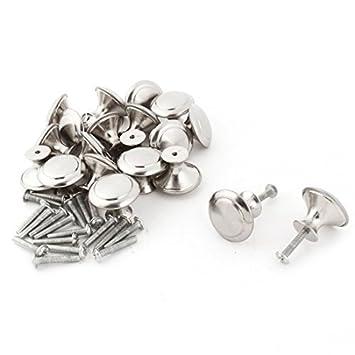 Dealmux Metall Haushalt Runde Designermöbel Fach Tür Schrank Knopf