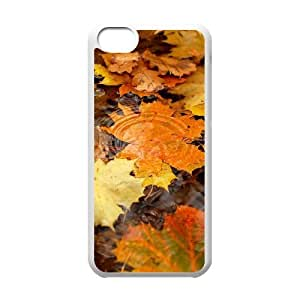 MEIMEIiphone 6 plus 5.5 inch Case, Autumn Yellow Maple Leaves On The River Case for iphone 6 plus 5.5 inch white lm2c1789572MEIMEI1