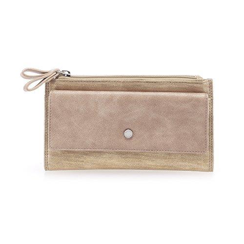 Tamaris NADINE Big Snap Wallet Damengeldbörse 7071181-918 in Copper Comb