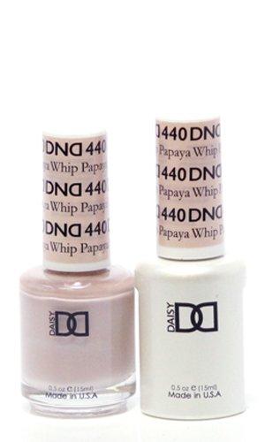 - DNDDuo Gel (Gel & Matching Polish) Spring Set 440 - Papaya Whip