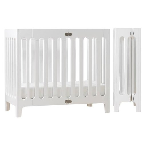 Cheap Bloombaby Alma Mini Urban Folding Crib (4 colors!)