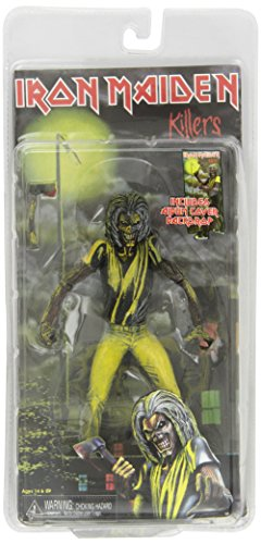 (NECA Iron Maiden Killers inches  Eddie Action Figure 1)