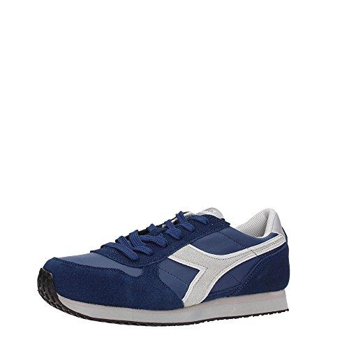 Diadora 101.170825 Sneakers Herren Wildleder Navy Blau