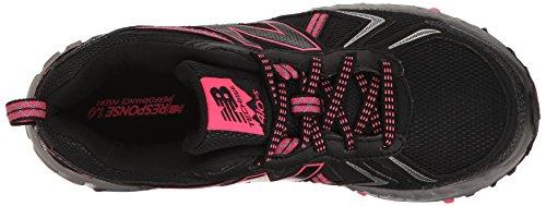 Nuovo Equilibrio Womens Wt410v5 Ammortizzazione Trail Running Shoe Nero