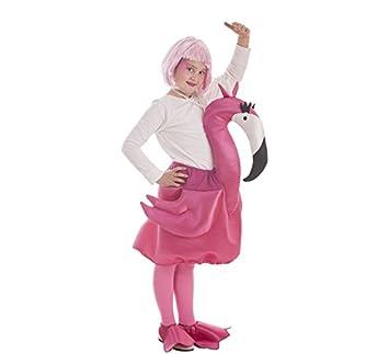 Disfraz de Flamenco para niños: Amazon.es: Juguetes y juegos