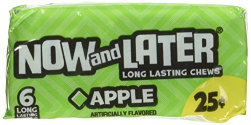 Now & Later Apple (Pack of 24)